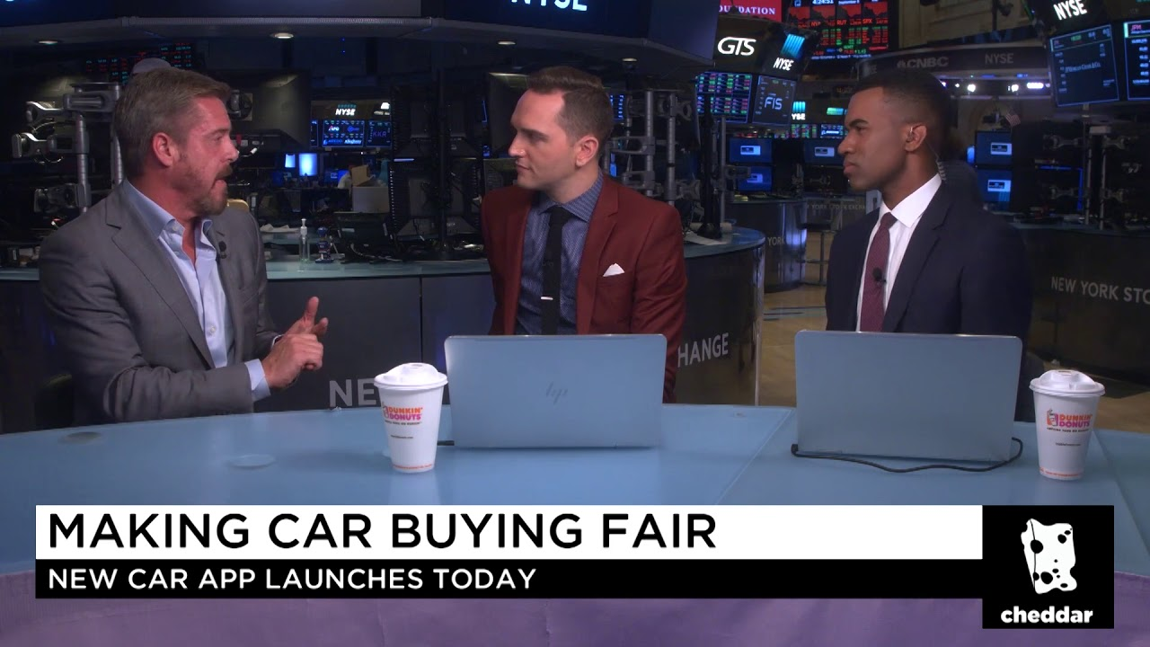 fair com  the new car buying app looking to disrupt the traditional dealership model