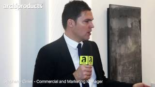 ISH Frankfurt 2017 | CINIER - Stephane Cinier talks about the novelties