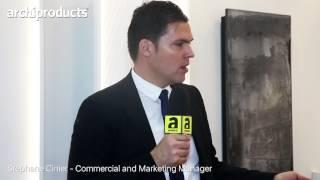 ISH Frankfurt 2017 | CINIER - Stephane Cinier talks about the novelties