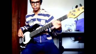 Águas Profundas - David Quilan (Cover Bass) Resimi