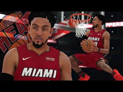NBA 2K18 MyCAREER - My Teammate POSTERIZED D.JORDAN! IN-GAME 360 DUNKS!