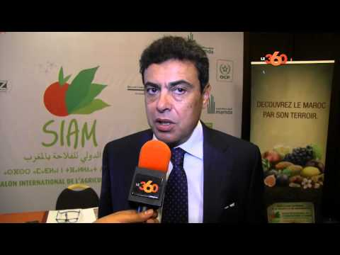 Salon international de l'agriculture de Meknès (SIAM 2014)