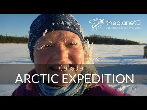 Canadian Arctic Headwaters Winter Expedition