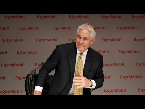 Did Rex Tillerson Own Millions in Exxon Stock as Trump Promoted Company?