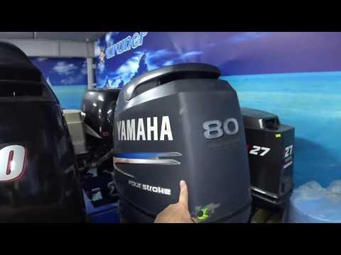 ЦЕНЫ ВИДЕО лодочные моторы из Японии б/у Владивосток 2020