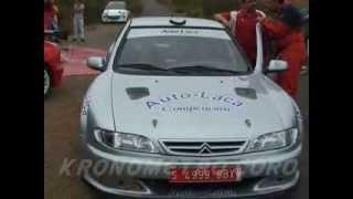 DANI SORDO PROBO EL CITROEN XSARA KIT CAR DE AUTO LACA EN TENERIFE 2013
