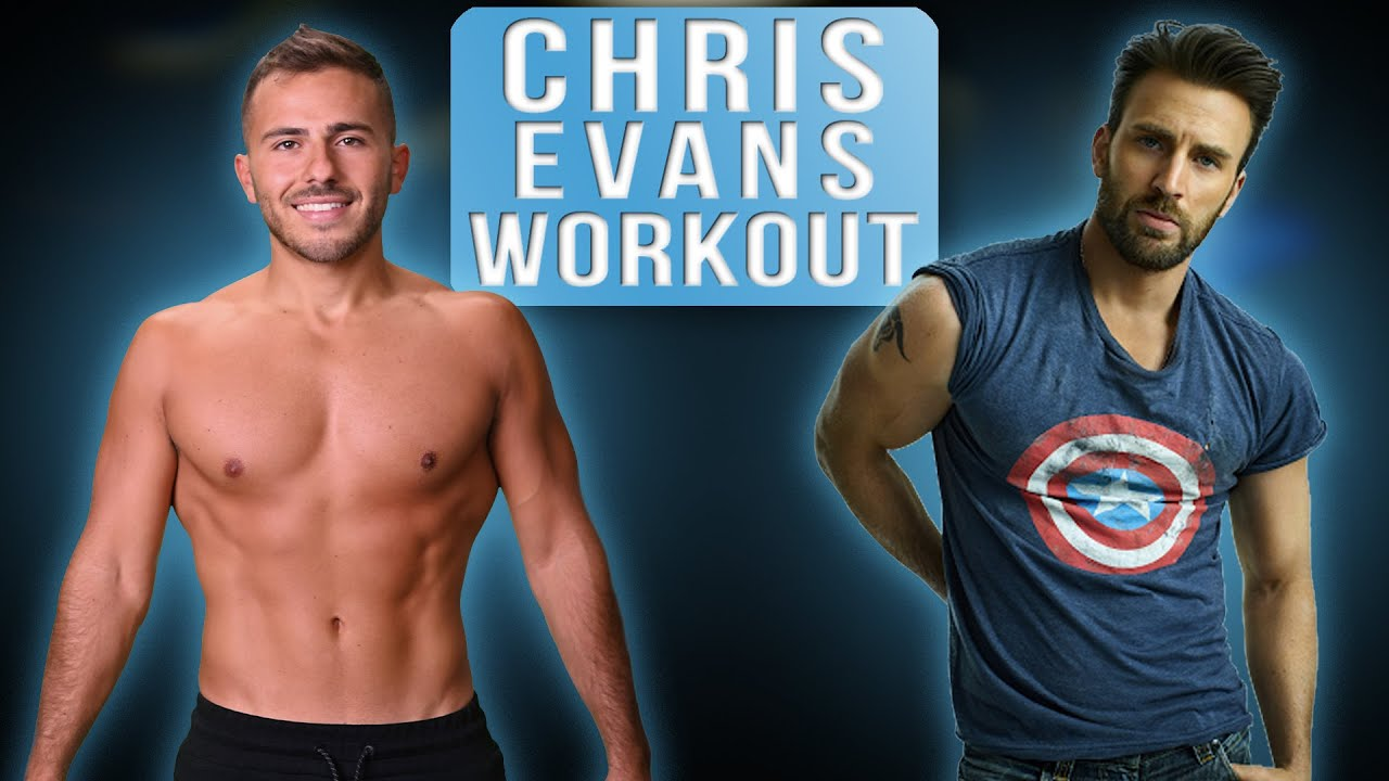 I Trained Like Chris Evans For One Week - Youtube-5099