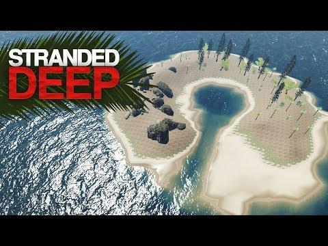 MAKING A HUGE ISLAND! Stranded Deep Cartographer - YouTube