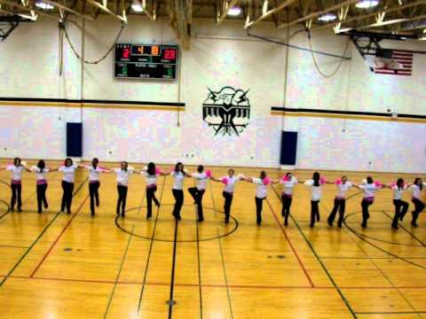 JYMS Dance Team 2011 #1 Baraboo