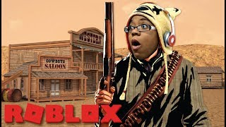 RED DEAD IN ROBLOX | ROBLOX BANDIT SIMULATOR GAMEPLAY