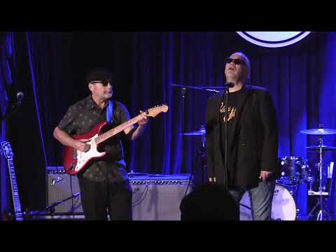 Curtis Salgado & Alan Hager--  Depot Blues