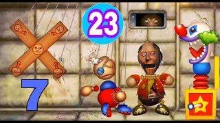 New. Kick The Buddy Gameplay - Face of | GRANNY | Walkthrough part 7 | New Horror Stuff (iOS)