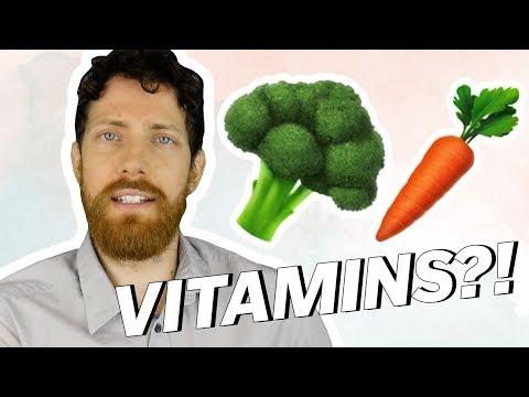 Diet, Multivitamins You