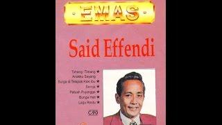 Fatwa Pujangga, Said Effendi, Lyrics Dr. Ubeta A., Pitch +2