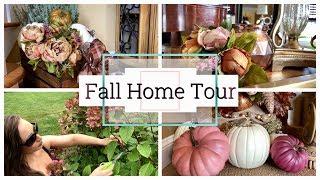 Fall House Tour | Fall Home Decor 2018