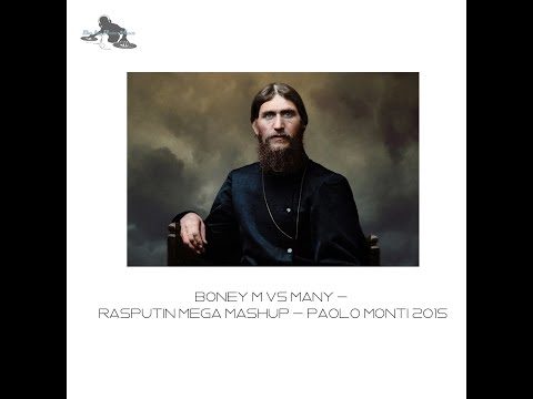 boney-m-vs-many---rasputin-mega-mashup---paolo-monti-2015