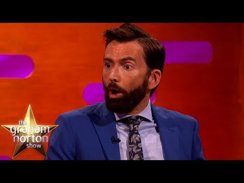 David Tennant Doesn't Know About Sexting  | The Graham Norton Show
