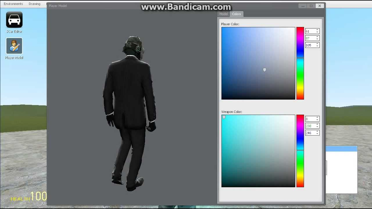 Gmod how to change player model | How to edit hitboxes  2019-06-07