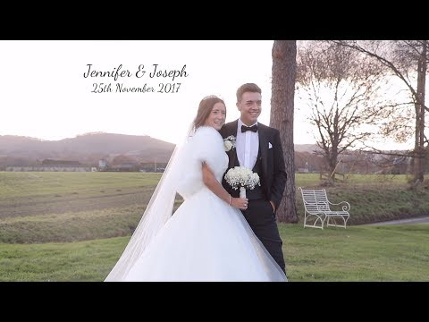 Southdowns Manor | Jennifer & Joseph - 25th November 2017