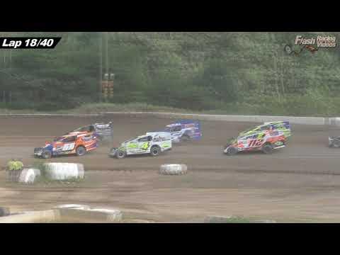 Sportsman Leindecker 40 - 8/5/18 - Big Diamond Speedway