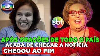 Chega notícia de Mamma Bruschetta e da atriz da globo Cláudia Rodrigues após último comunicado.