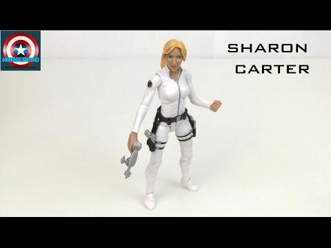 Marvel Legends Sharon Carter (Red Skull Onslaught wave)