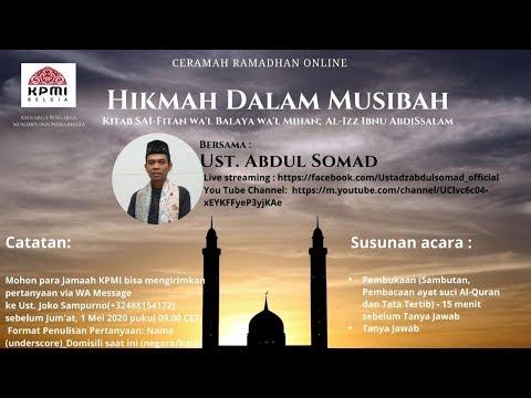 """bincang-bersama-uas- -""""-hikmah-dalam-musibah-""""- -keluarga-pengajian-muslimin-indonesia-belgia- -live"""