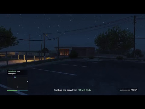 Gta 5 online God mode on  ps4 tune in