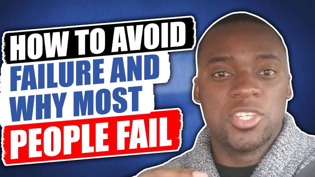 How To Avoid Failure And Why Most People Fail | Nsenzi Salasini