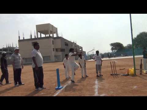 Delhi Public School Warangal Summer Cricket camp