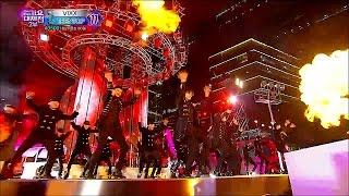 【TVPP】TEEN TOP - I'm Sorry + Missing, 틴탑 - 우린 문제 없어 + 쉽지 않아 @ 2014 KMF Live