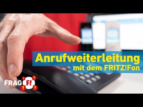 Anrufweiterleitung mit dem FRITZ!Fon   Frag FRITZ! 52