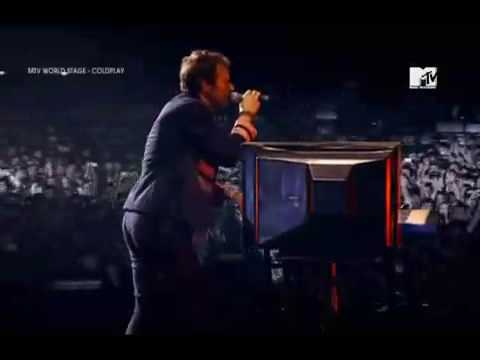 Coldplay  - Viva La Vida (Live from MTV World Stage in Tokyo)