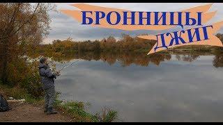 Спиннинг на МОСКВА РЕКЕ в Бронницах ЩУКА на ДЖИГ осенью в Подмосковье