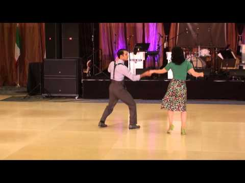 ILHC 2013 - Pro Classic - Juan Villafane & Sharon Davis