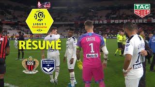 OGC Nice - Girondins de Bordeaux ( 1-1 ) - Résumé - (OGCN - GdB) / 2019-20