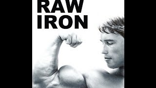 Raw Iron   Making of Pumping Iron   legendado