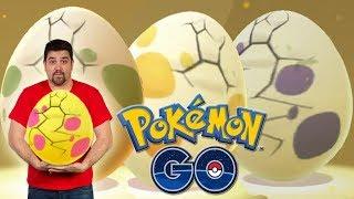 ¡CAMBIOS en los HUEVOS DE 2, 5, 7 y 10 KM en Pokémon GO! [Keibron]