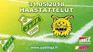 JyPK - Ilves 31.05.2018 Haastattelut!