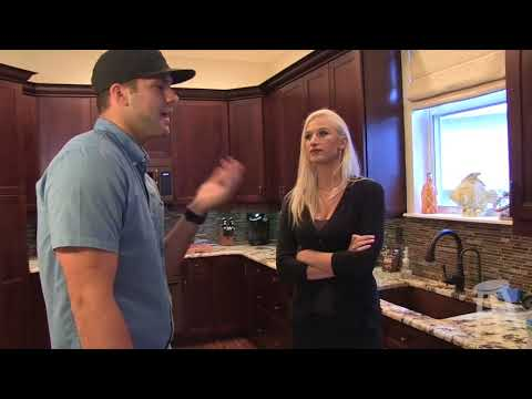 NFL Quarterback Bares all In His Jax Beach Home Interview