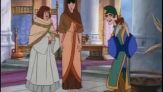 Bībeles animacijas stasti Kēniņiene Estere