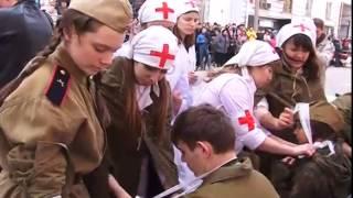 В Самаре почтили память медработников, служивших в Великую Отечественную войну