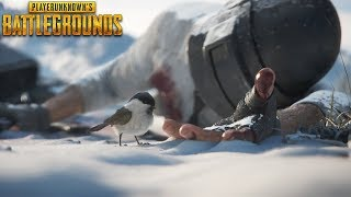 Snow map is here! PUBG Playerunknowns Battlegrounds Test Server - Live Stream PC