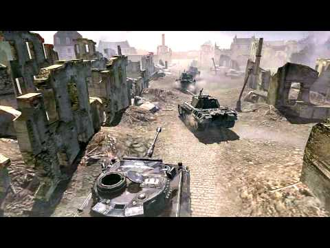 Company of Heroes Online PC Trailer