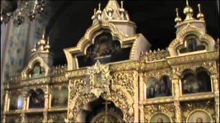 Храм святителя Николая. г.Чернигов. Крестный ход (2014).  Часть 2_3.(Во 2 части фильма
