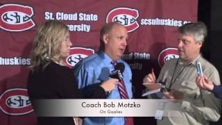 Coach Motzko Post Game Oct  4