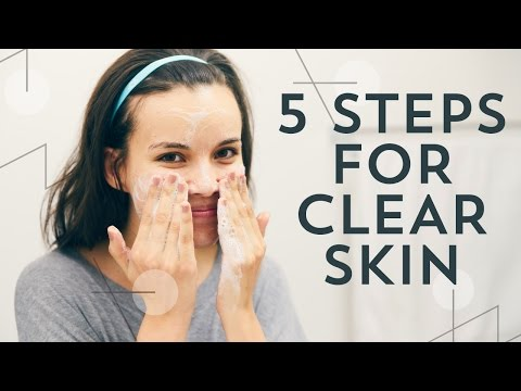 How I Cleared Up My Skin! 5 Steps | Ingrid Nilsen