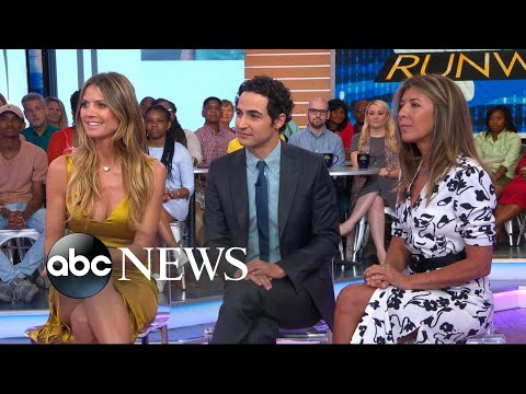 'Project Runway' judges chat about the new season live on 'GMA'
