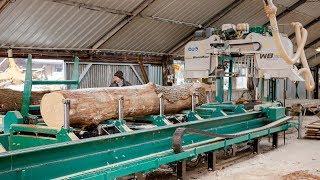 Wood-Mizer WB2000 w firmie TARTAK Jerzy Białas