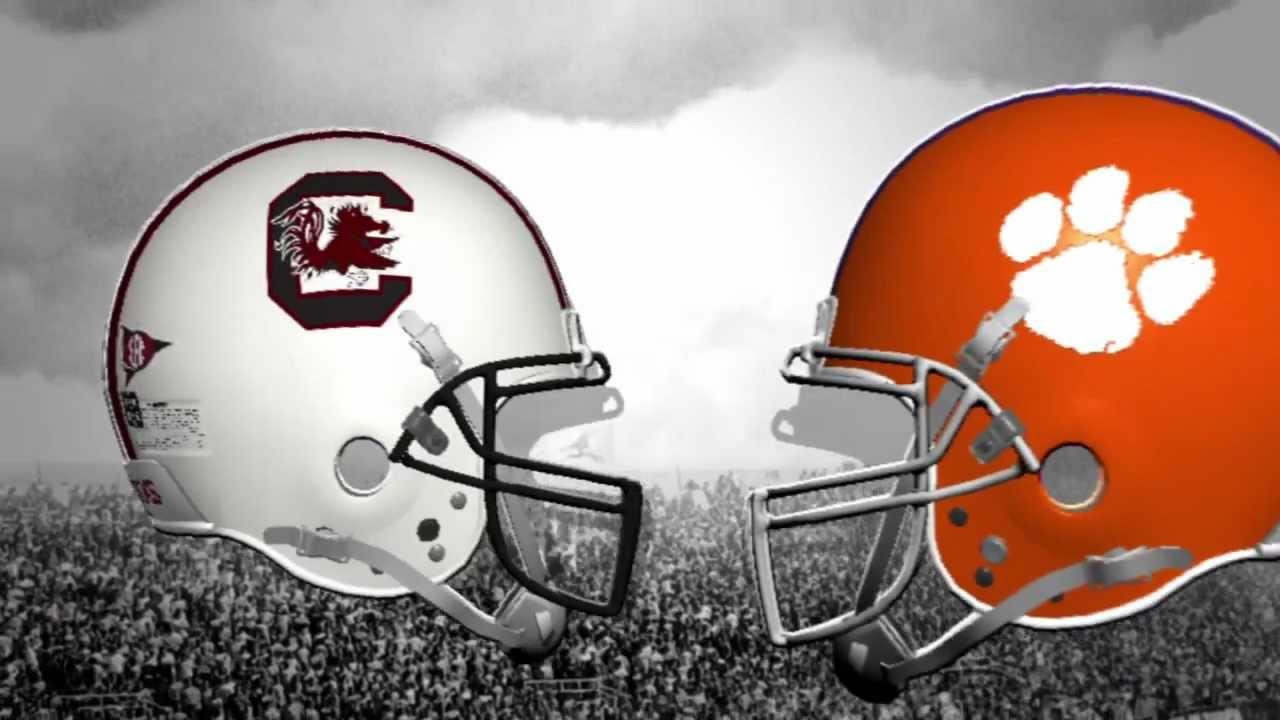 Clemson vs. South Carolina - NCAA Football 13 Rivalry ...